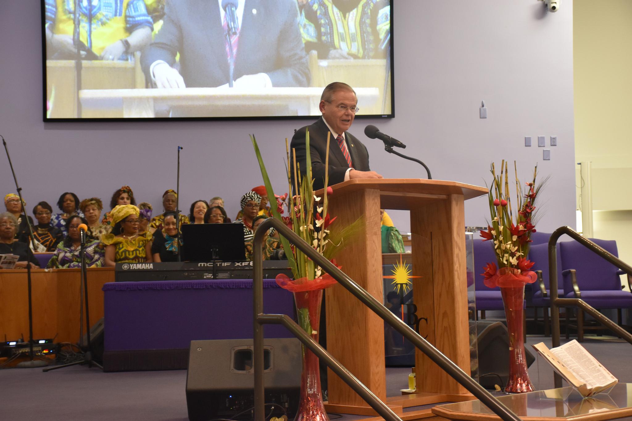 Bob Celebrates Black History Month in Burlington