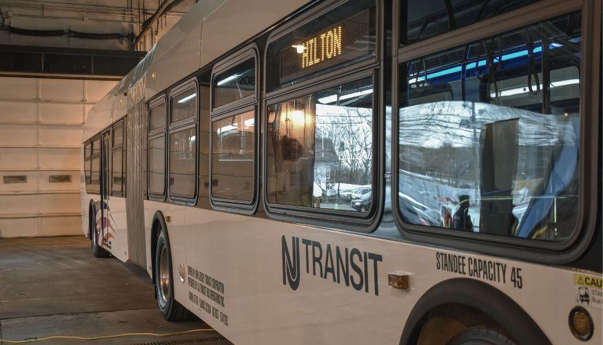 Bob Announces $17M to Expand NJ Transit Buses