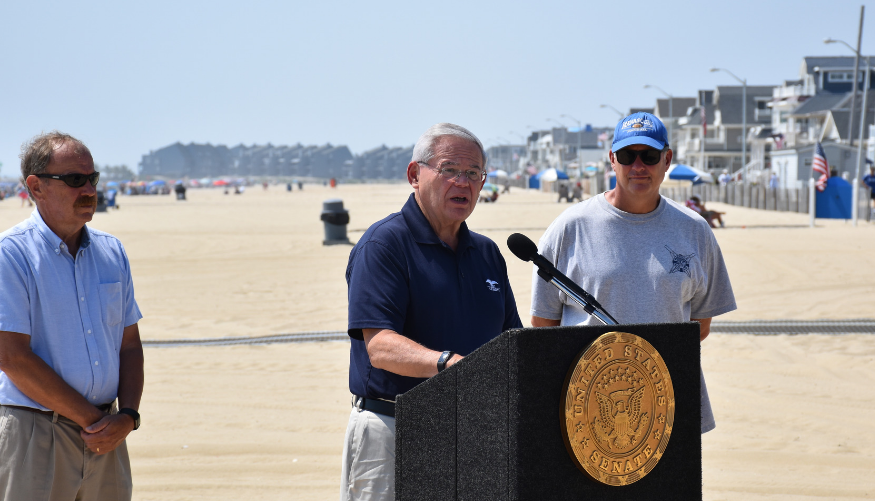Bob Urges Aggressive Action to Protect Beachgoers from Dangers of Flying Beach Umbrellas