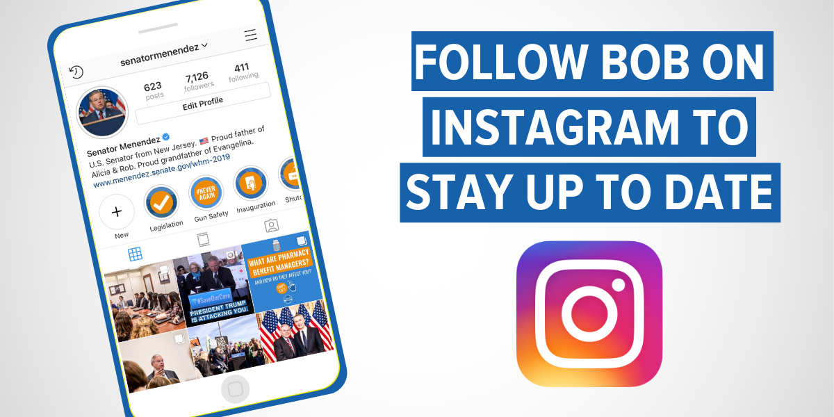 Have You Followed Bob on Instagram?