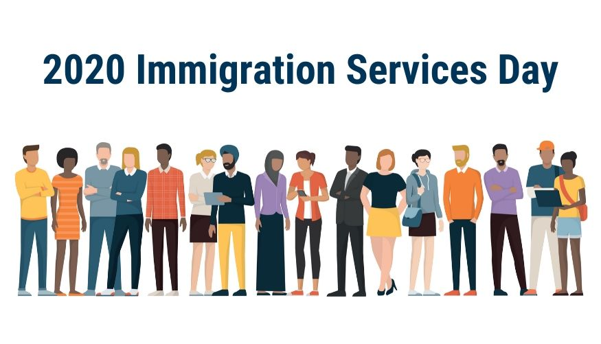 Mark Your Calendar for Immigration Services Day