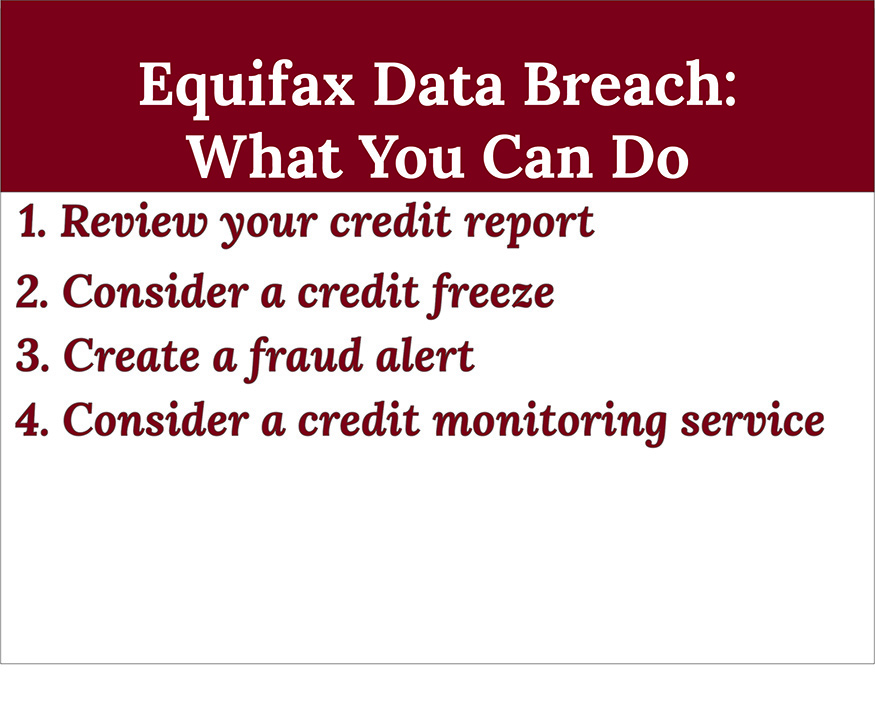 Bob Works to Hold Equifax Accountable