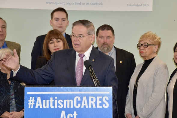 Bob Unveils New Autism CARES Legislation