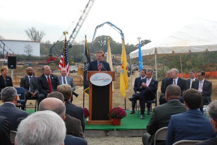 South Jersey Port Corporation TIGER Grant Announcement