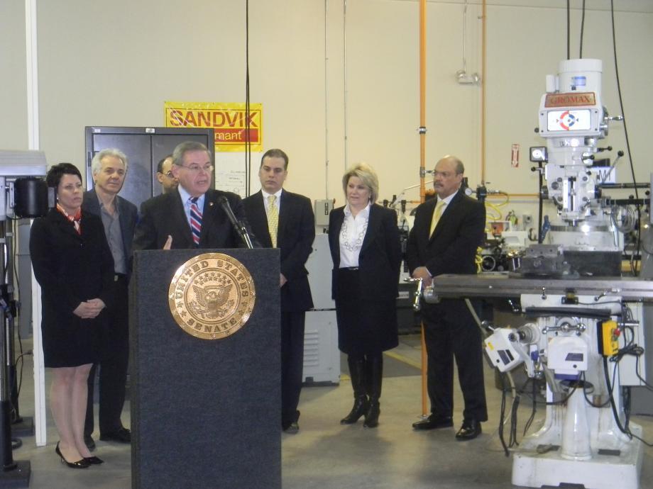 Senator Unveils Proposals to Close the Skills Gap (Bergen, NJ)