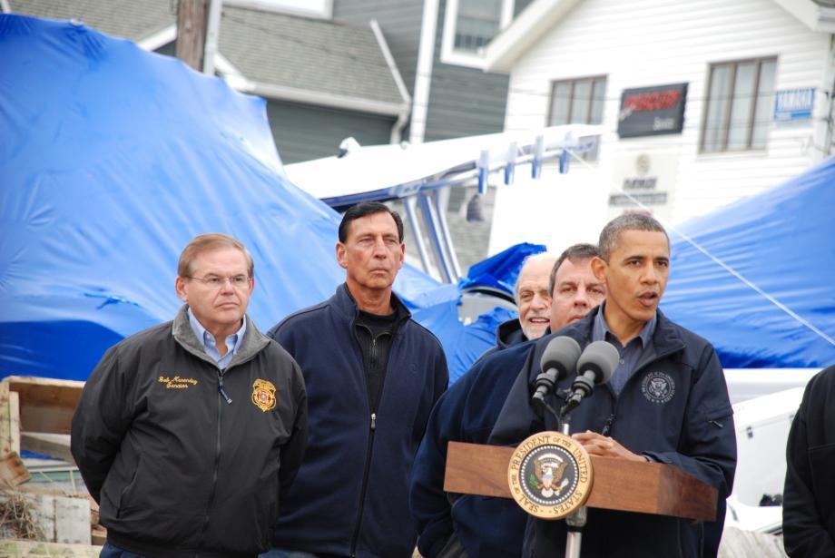 Brigantine, NJ. October 31, 2012