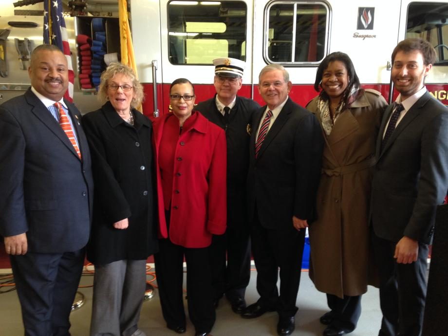 South Orange SAFER Grant Announcement
