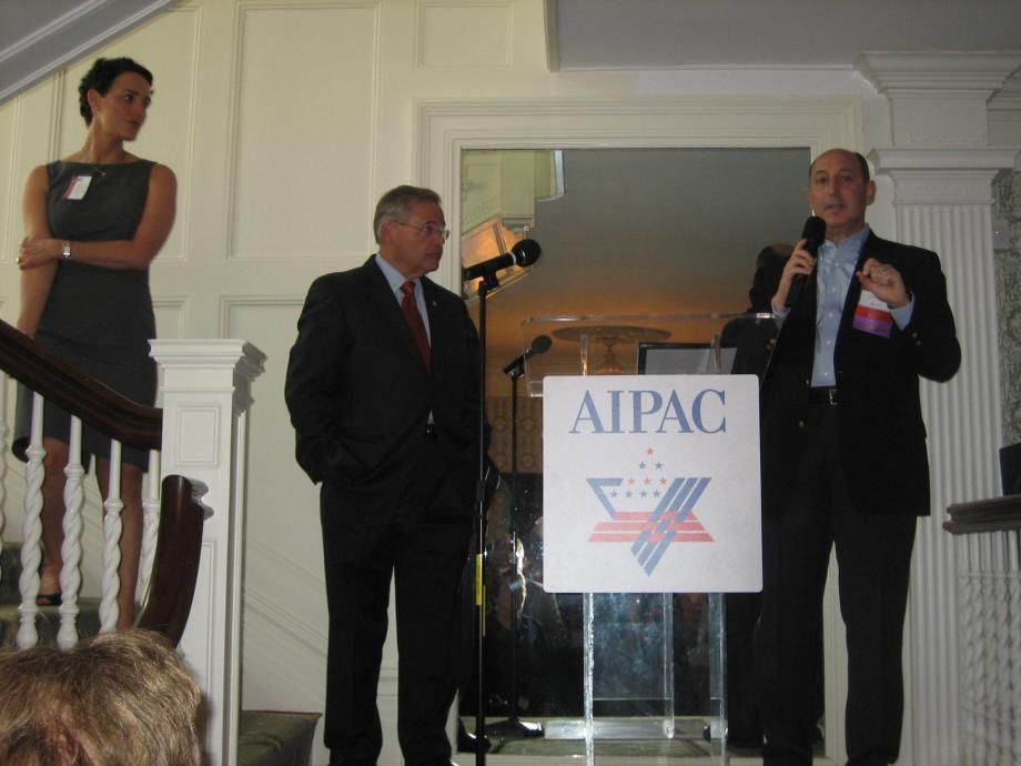 AIPAC's Metro West & Central New Jersey Annual event (Morristown, NJ)