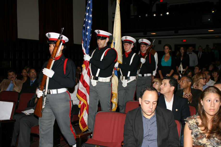 Menendez Hosts Second Annual Hispanic Heritage Month Celebration (Newark, NJ)
