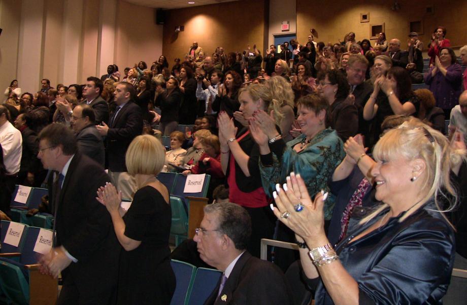 Six outstanding NJ women receive the Evangelina Menendez Trailblazer Award (Hackensack, NJ)