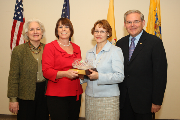 Second Annual Women of Distinction Awards (Edison, NJ)
