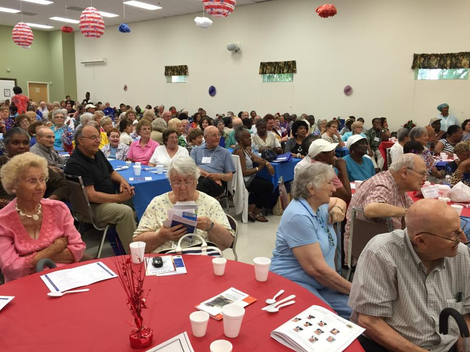 Older Americans Act 50th Anniversary Event