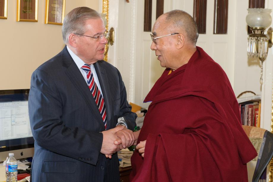 His Holiness the Dalai Lama Visits