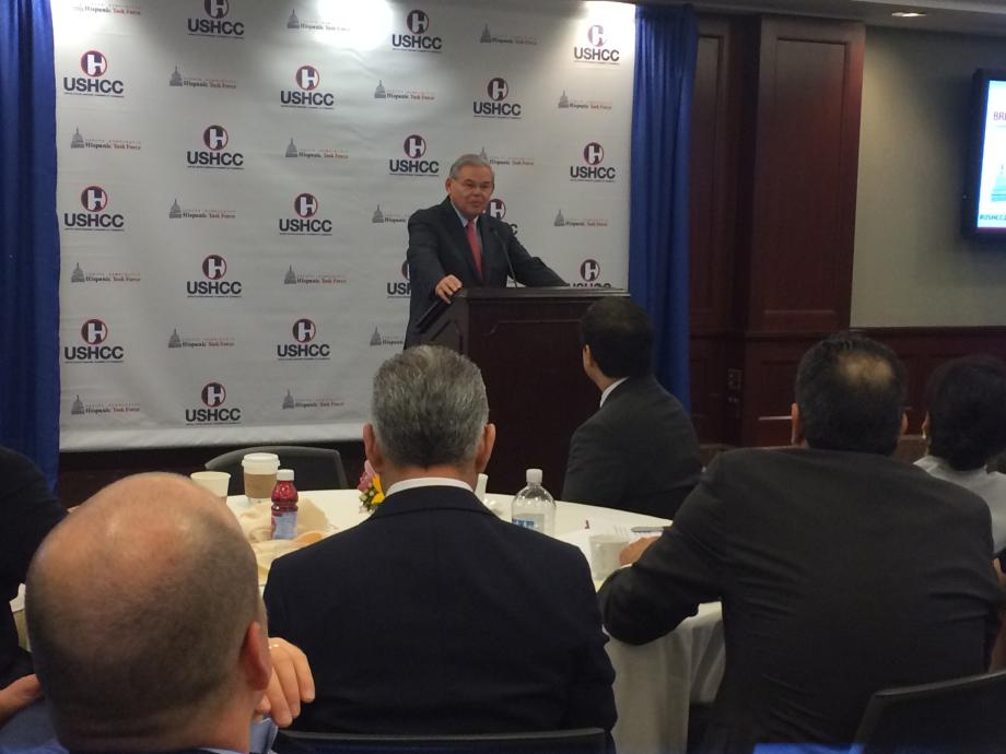 U.S. Hispanic Chamber of Commerce Breakfast