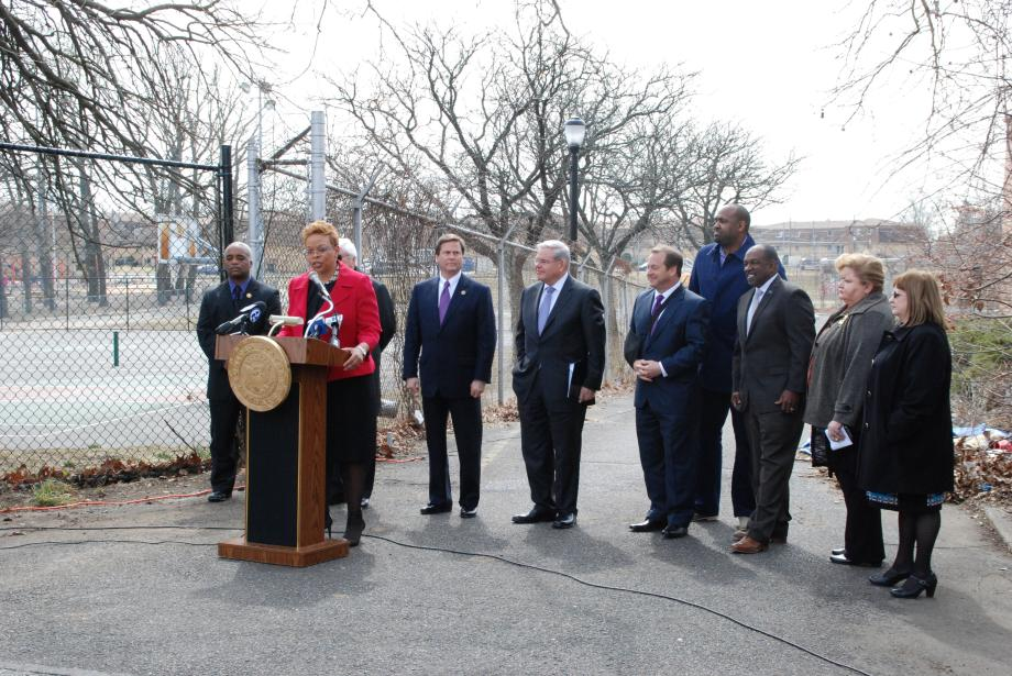 Camden Neighborhood Investment Announcement