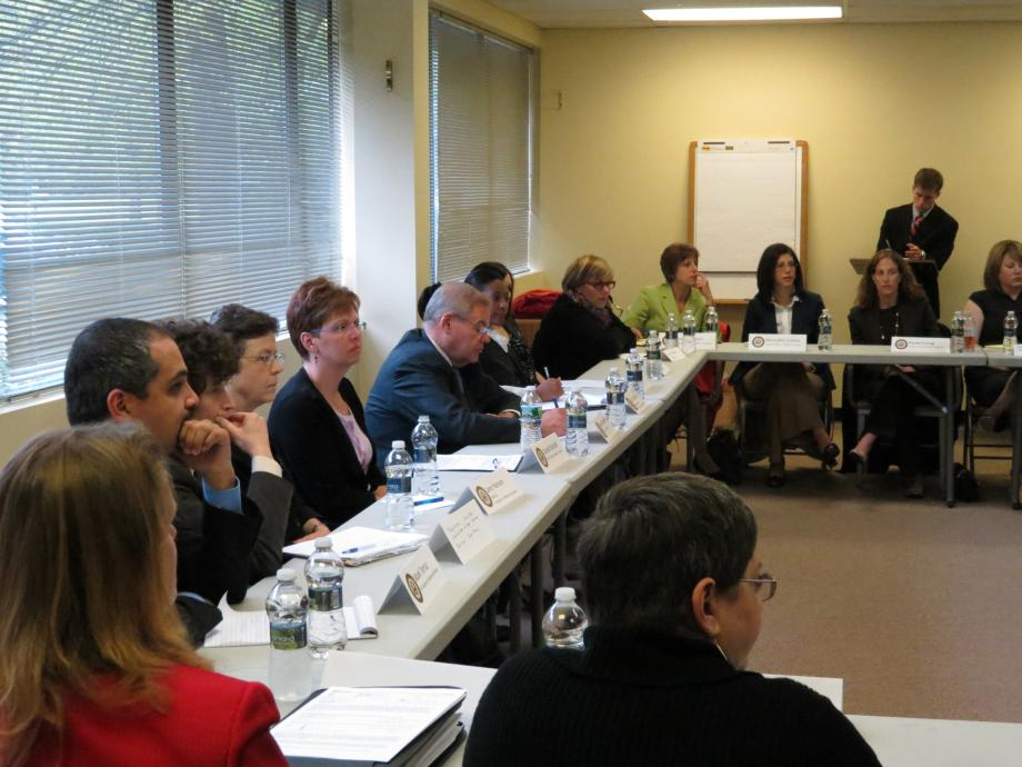 VAWA Roundtable Discussion