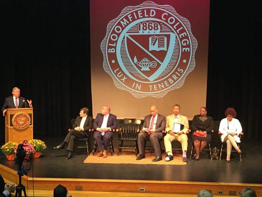 Bloomfield College STEM Funding Announcement