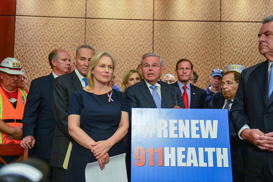 Call to Reauthorize the 9/11 Zadroga Health Bill