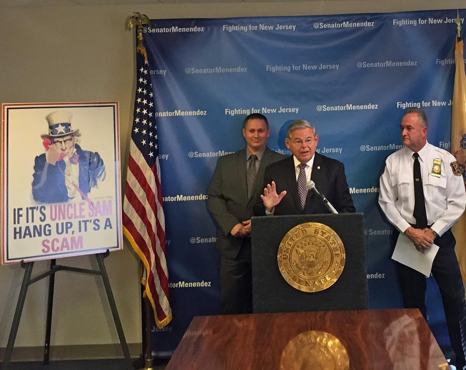 Robocall Scam Press Conference