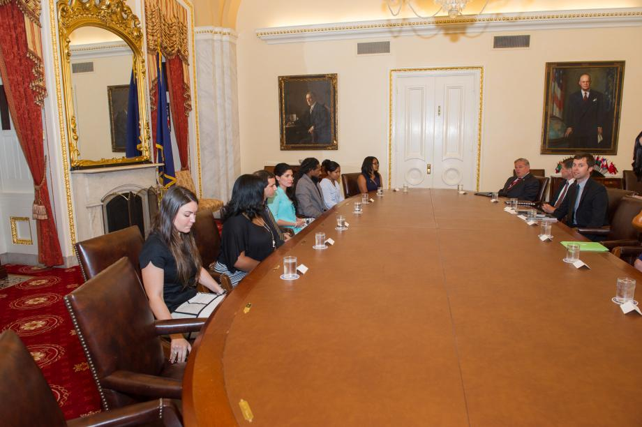 Cuban Young Leaders Meeting