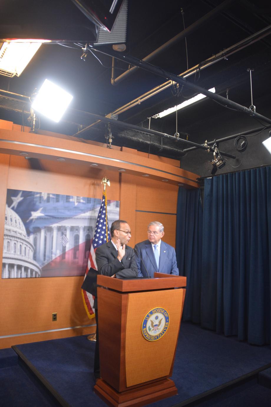 Puerto Rico Press Conference