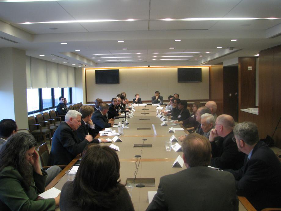 Menendez Updates Immigration Advocates & Stakeholders on Comprehensive Immigration Reform