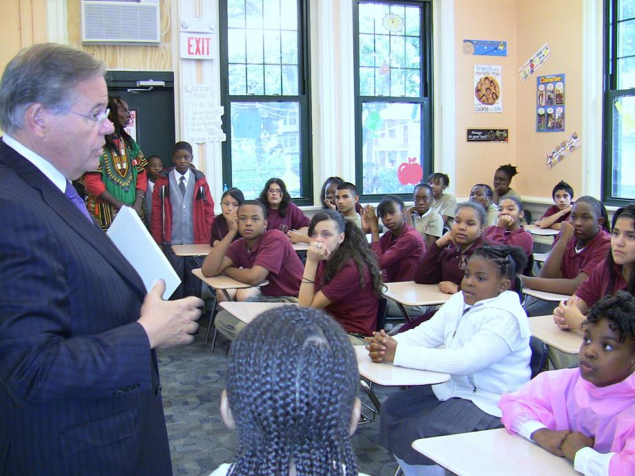 Health Care Week at the Maria Rodgers Verisco Charter School (Newark)