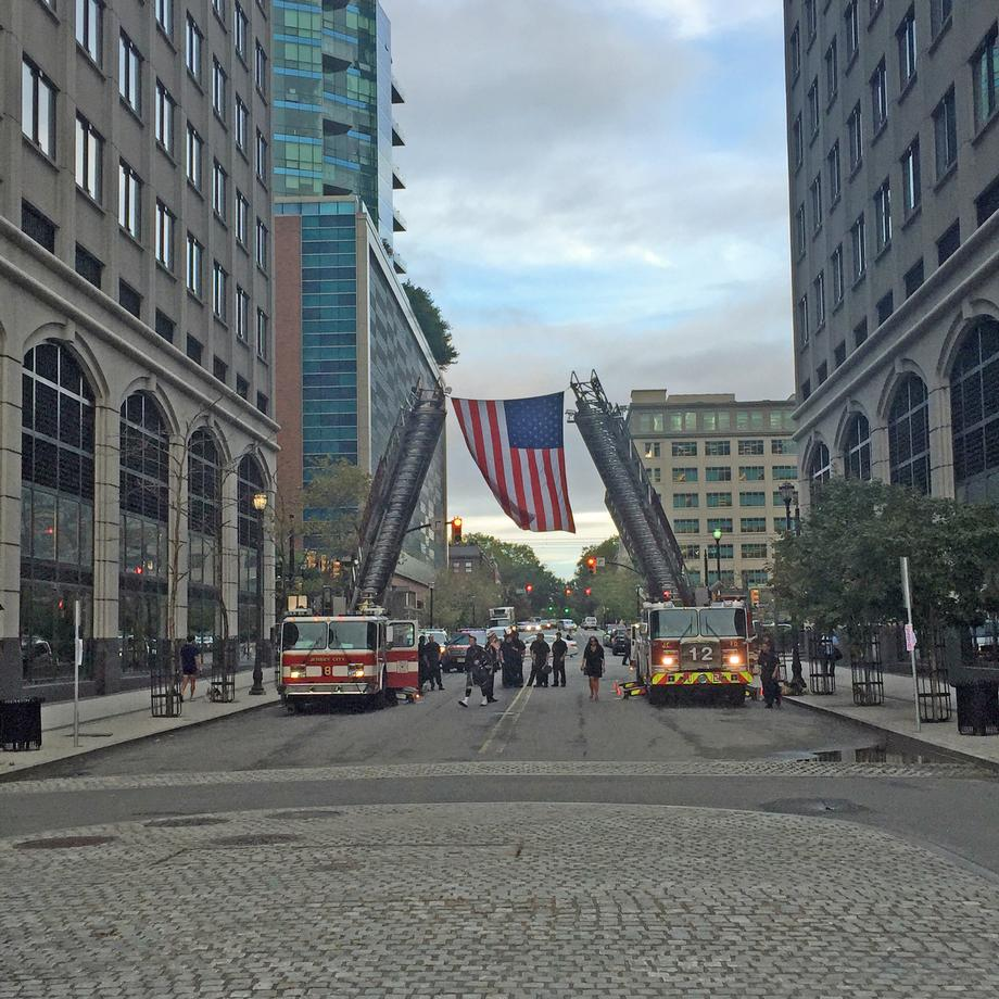 Jersey City 9/11 Remembrance