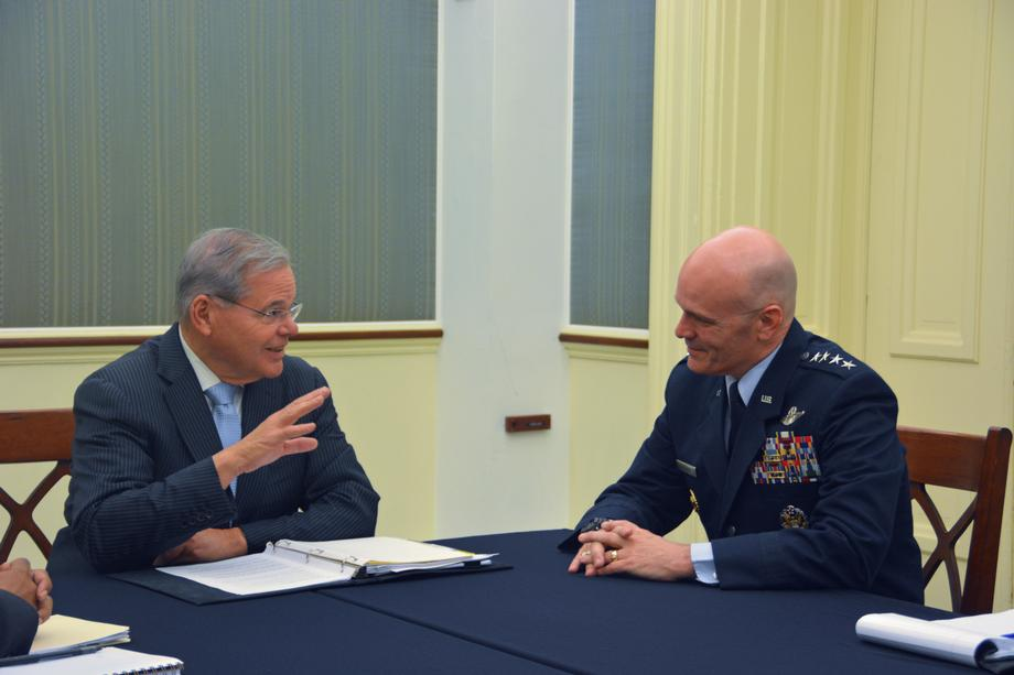 Air Mobility Commander Meeting