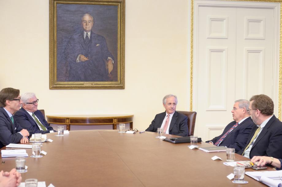 Visita de Ministro de Asuntos Exteriores de Alemania