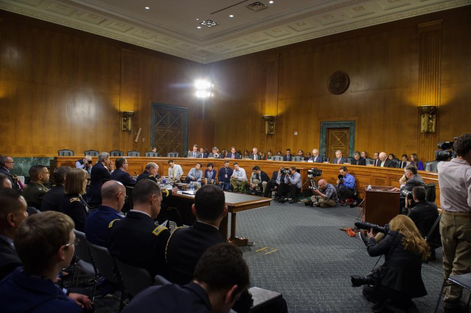 Audiencia de AUMF Contra ISIL