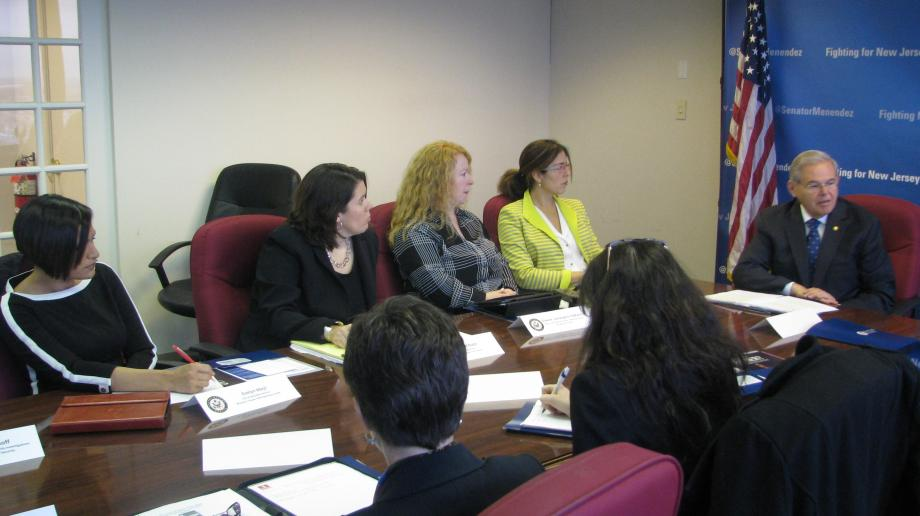 End Human Trafficking Roundtable