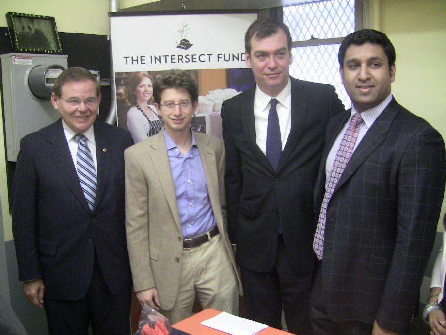 Intersect Fund Announcement