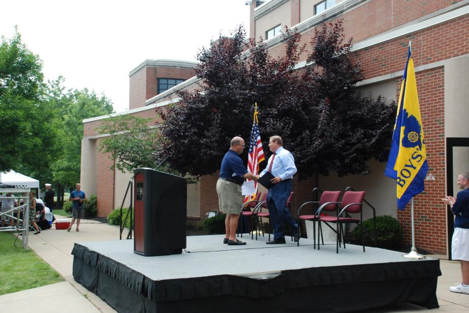 American Legion Boys State Graduation