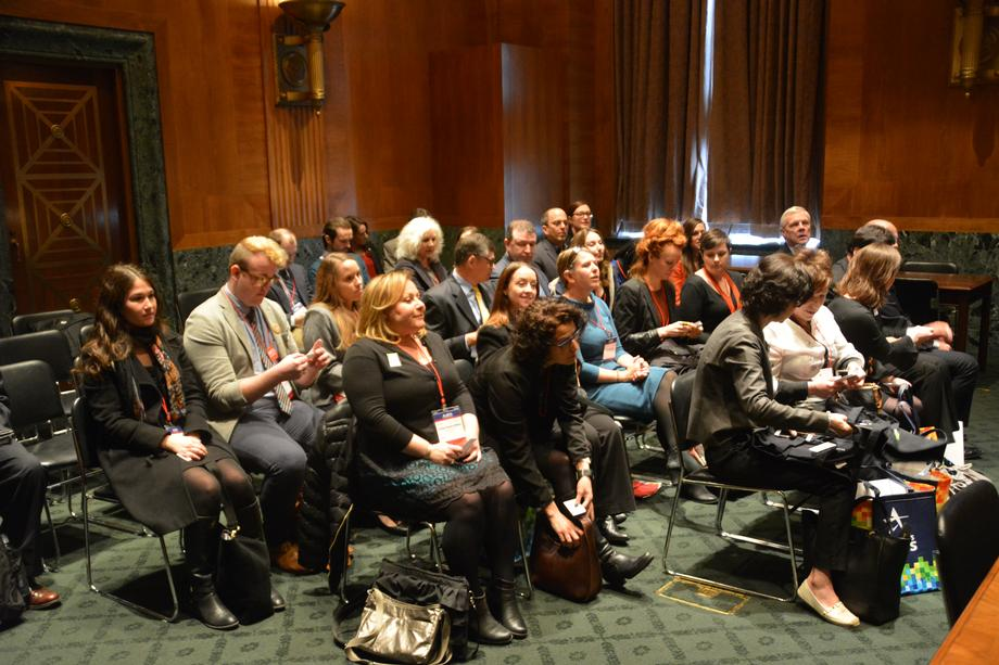 Senator Menendez Meets with ArtPride NJ