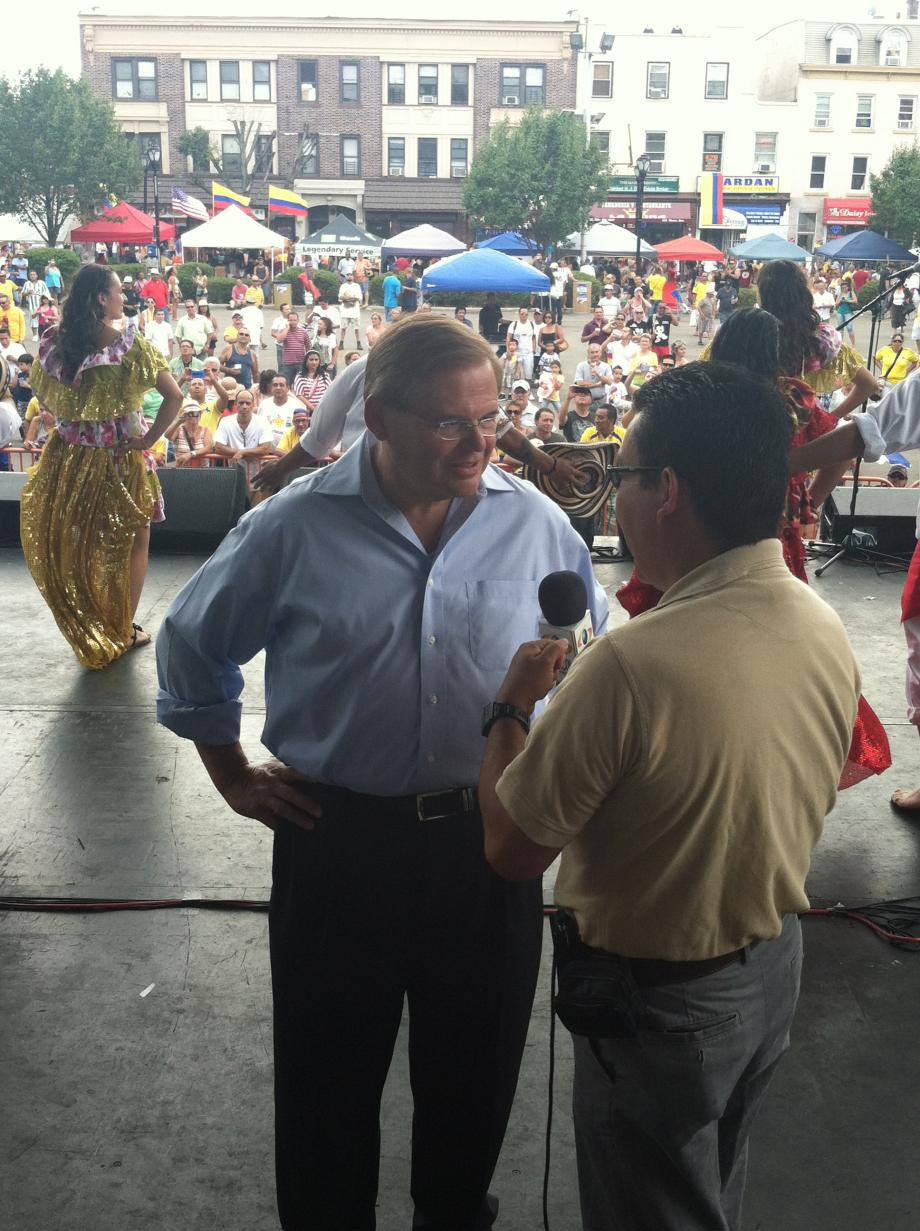 Colombian Day Festival