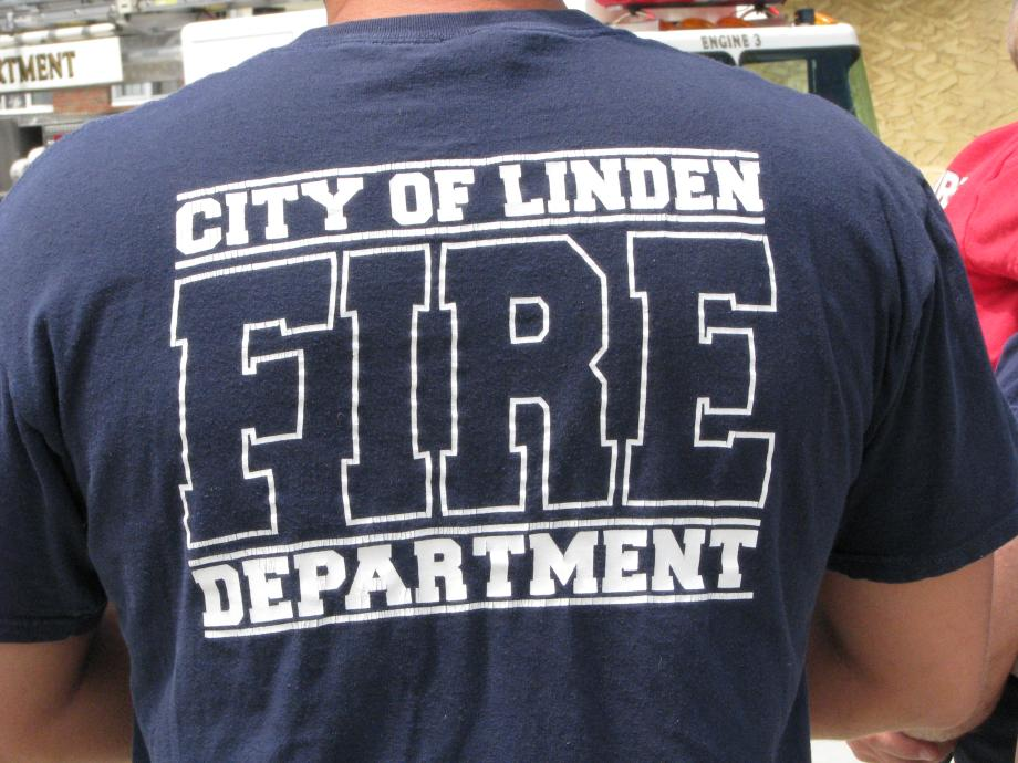 Senator Menendez Visits Linden Fire Department to Announce $2.4 Million Federal Grant to Save Firefighter Jobs
