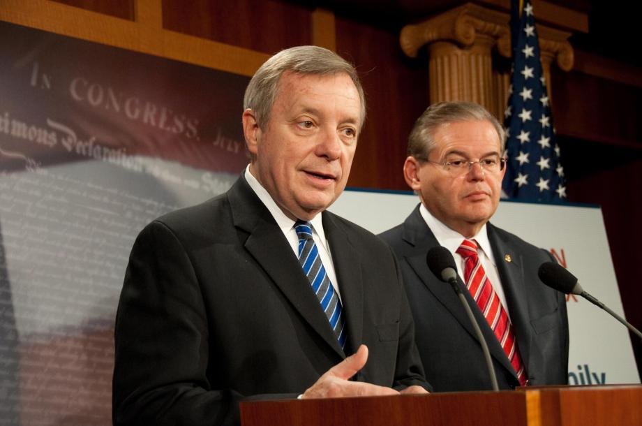 Senate Democrats offer health care reform solutions (Washington, DC)