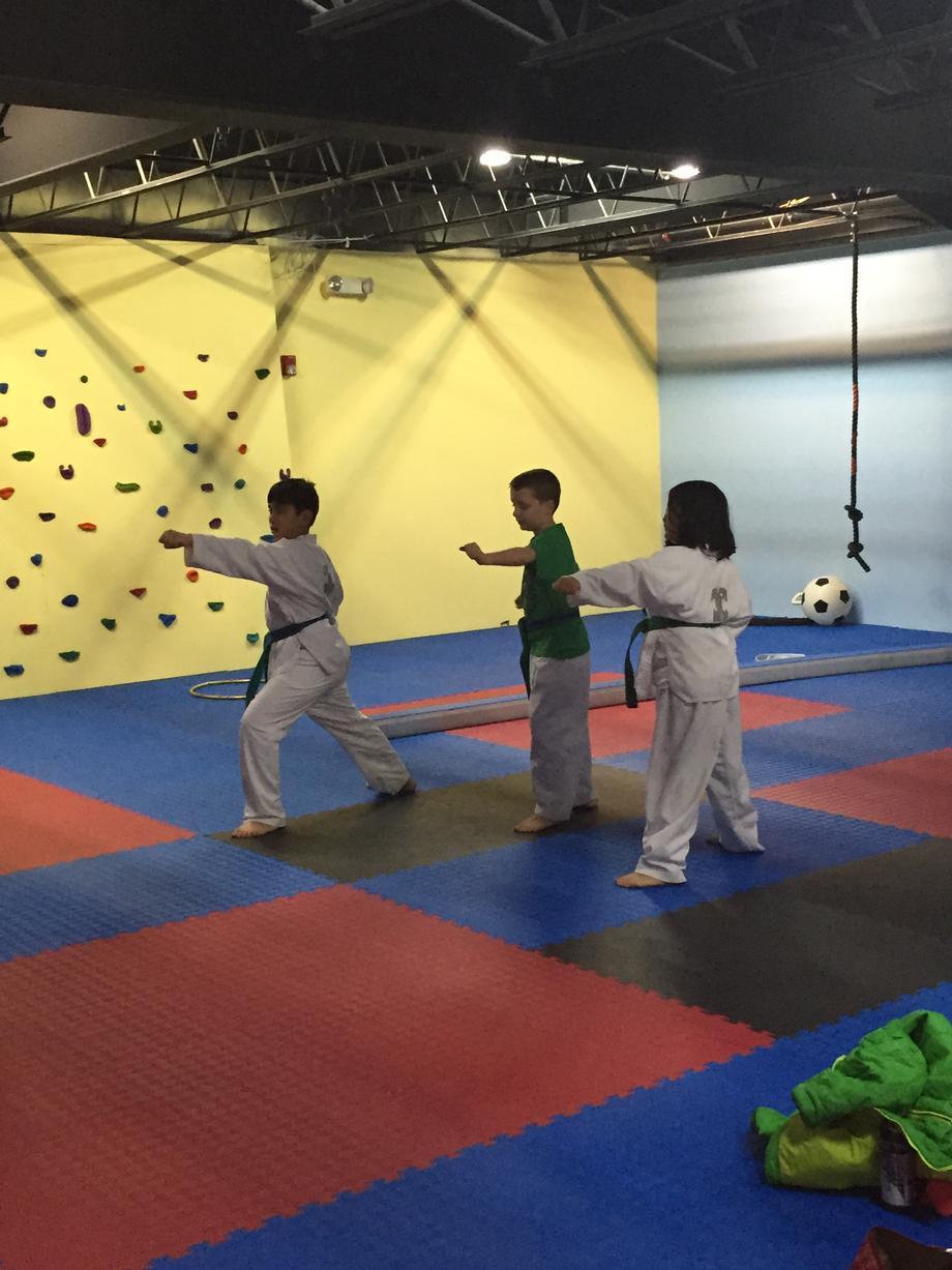 Grand Opening of Sensory Taekwon-Do of Waldwick