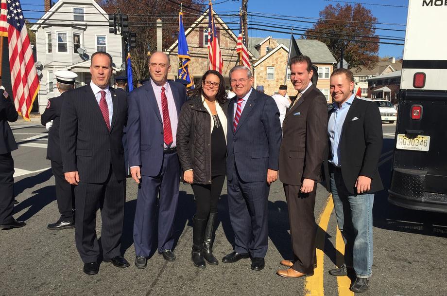 Belleville's Veterans Day Parade