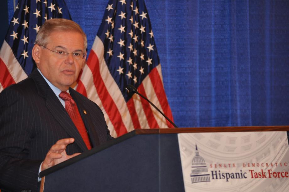 Menendez, Reid, and Begich Host Latino Business Summit