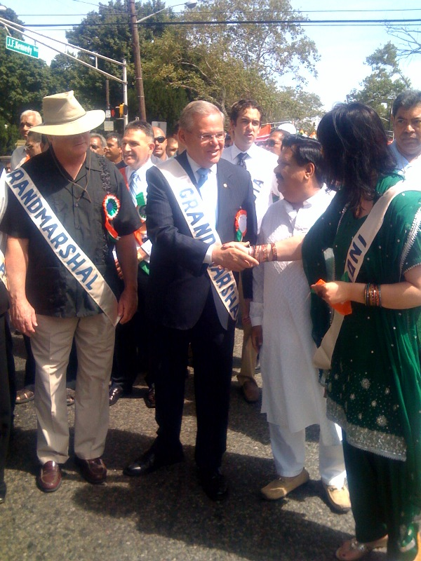 India's Independence Day Parade (Jesey City, NJ)