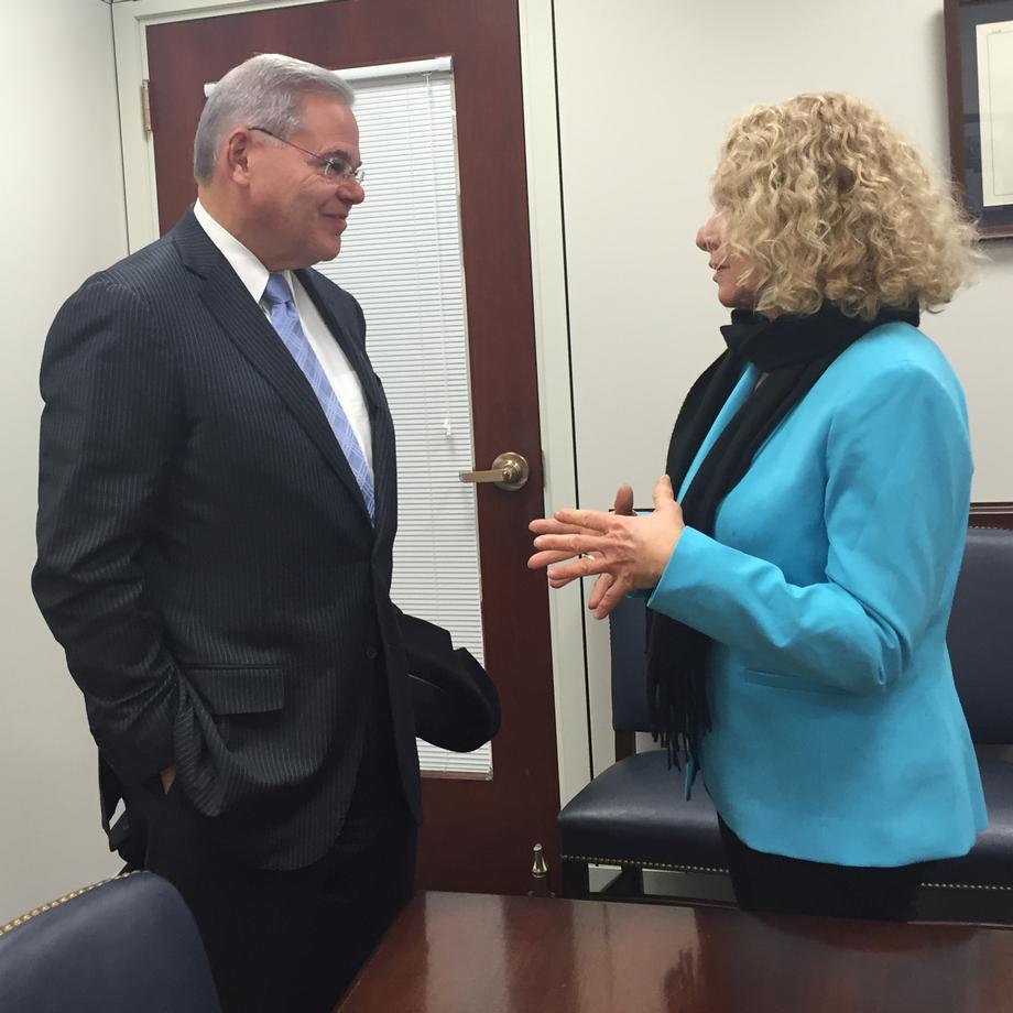 Land Conservation Meeting with Carole King