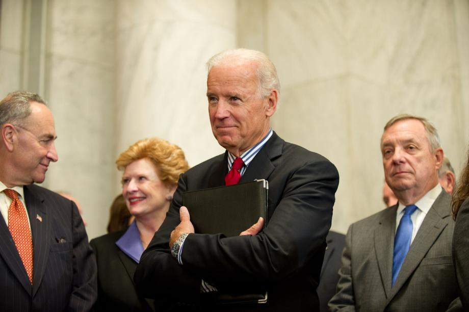 Senator  Urges Passage of Teachers and First Responders Jobs Bill (Washington DC)
