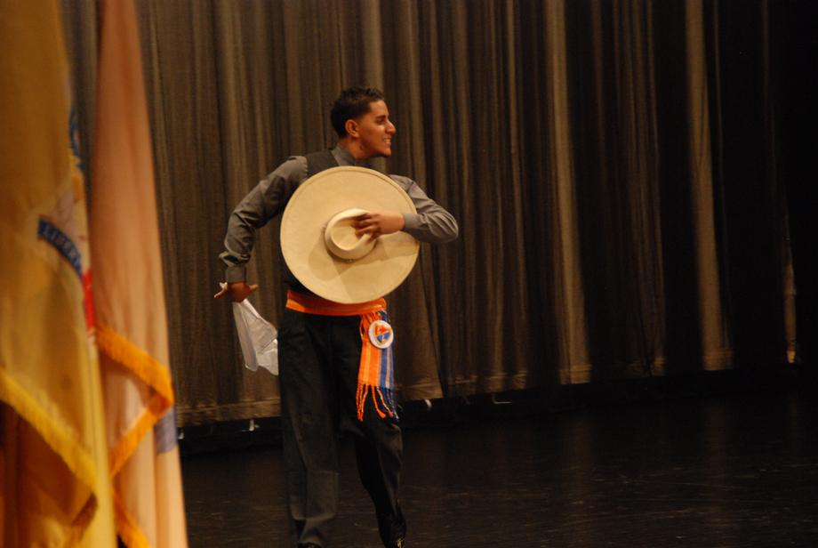 Hispanic Heritage Month Celebration 2015