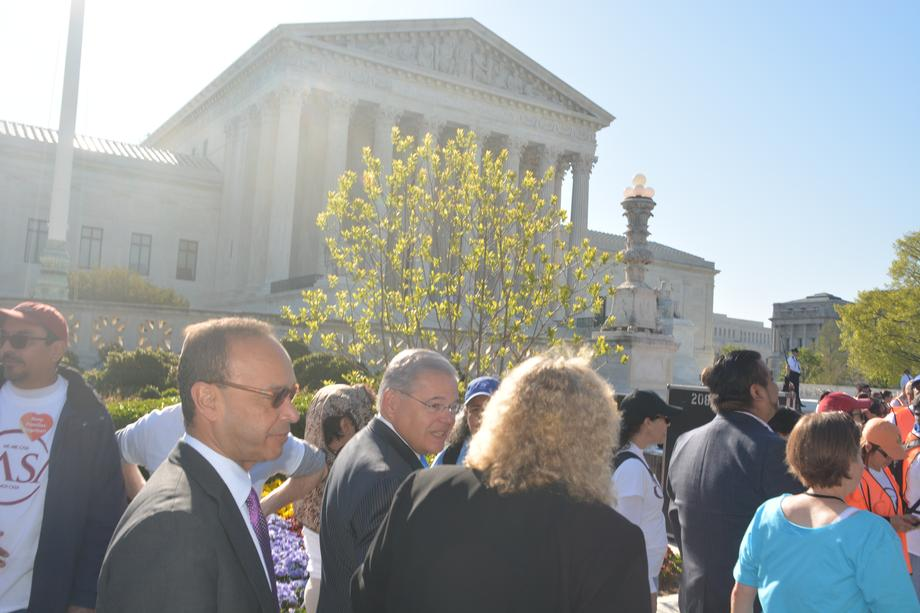 SCOTUS Immigration Action Rally