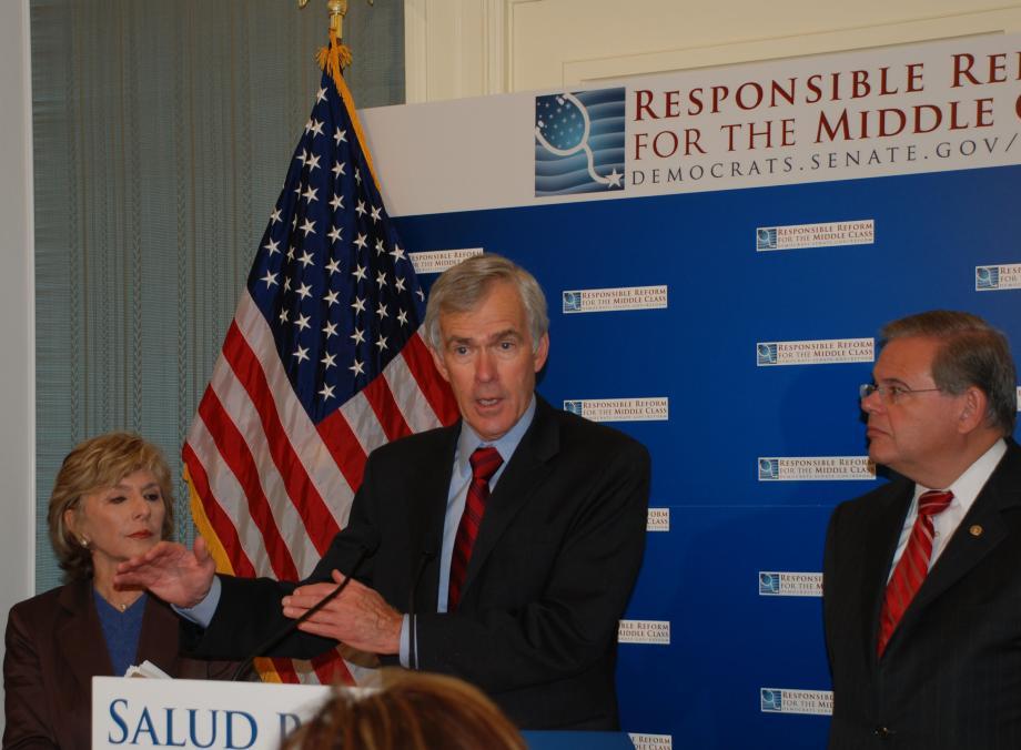 Supporting Health Insurance Reform (Washington, DC)