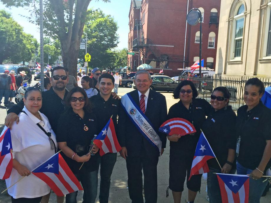 Puerto Rican Day Parade 2015