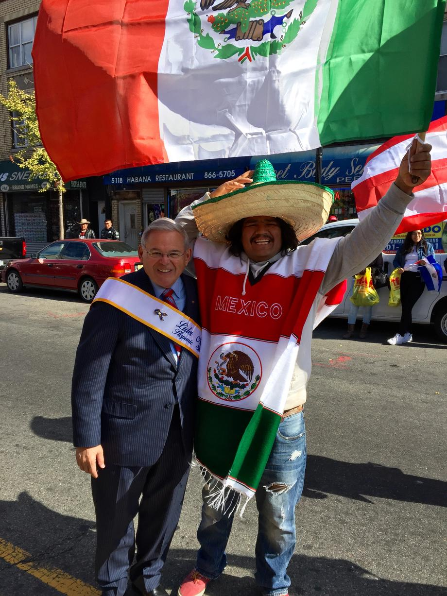 Hispanic State Parade of NJ
