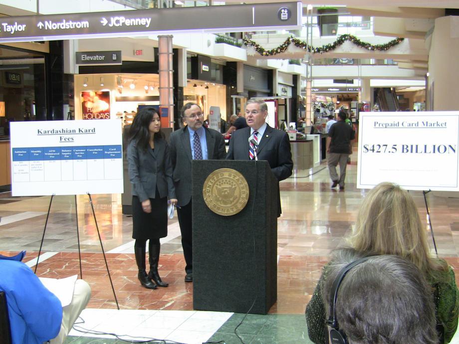New bill to target hidden prepaid card fees (Paramus, NJ)